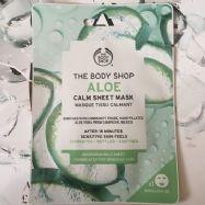 Aloe Calm Sheet Mask(Bodyshop)- 1 Piece
